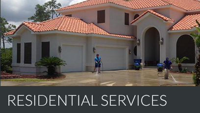 residential pressure washing services near me