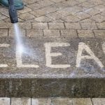 Tips for Maintaining Concrete Include Regular Pressure Washing